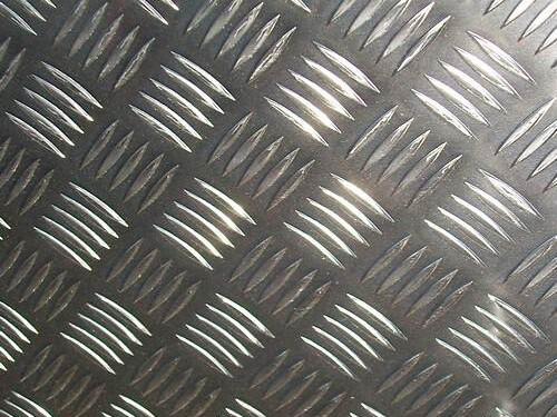 Chequer Plate Aluminium