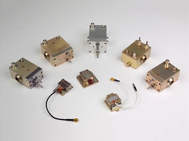 Accousto-Optic Devices