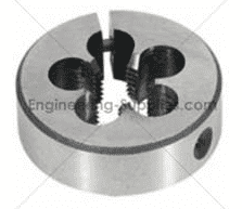 Die Nuts Right Hand Threading Tools