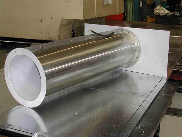 Bespoke Protective Steel Tube