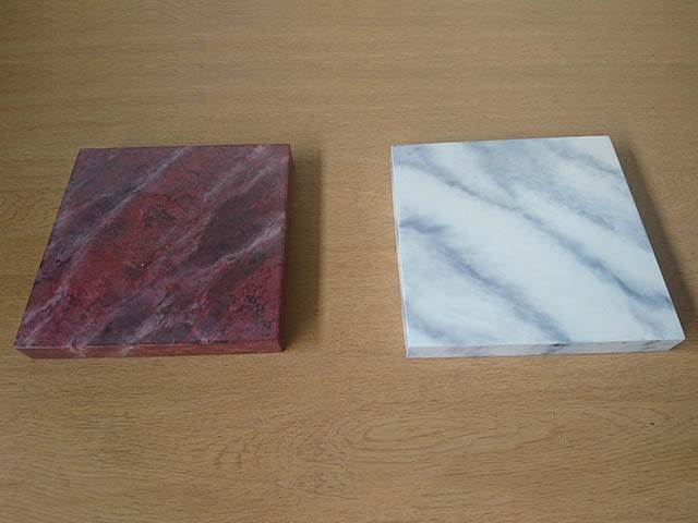 Marble Effect Security Alarm