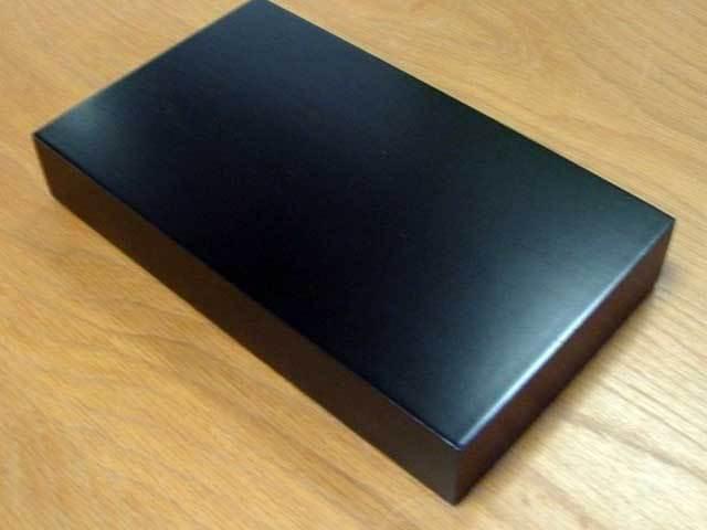 Walnut Plinth Alarm Sensors