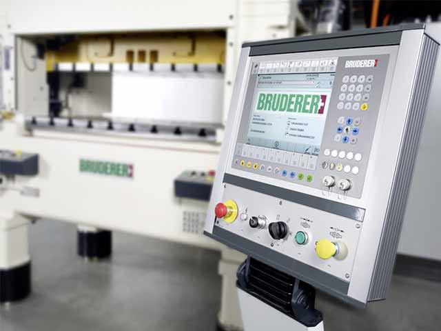 Bruderer Control Systems