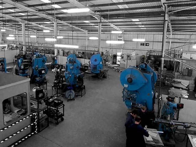 Aluminium Fabrication and Extrusion